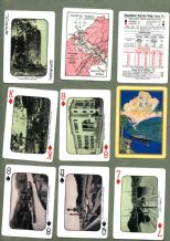 Collectible Souvenir playing cards .Panama USPC 1926
